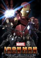 鋼鐵人再度動畫化《iron-man-rise-of-technovore》