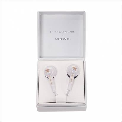 慶祝安室奈美惠出道 20 週年, Onkyo 為其打造紀念款耳機
