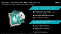 AMD 第三世代主流筆電平台 APU 結合物理特性與應用管理,持續強化省電