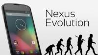 一張圖看 Nexus 手機進化史