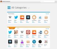 Firefox Marketplace:為 App 添增子網域