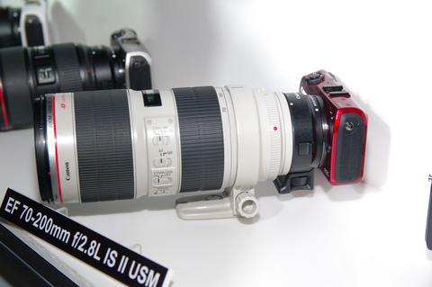 Canon 無反光鏡可換鏡頭系統,迷你單眼 EOS M 正式登場