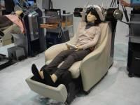 Panasonic開發出頭部按摩SPA機器人