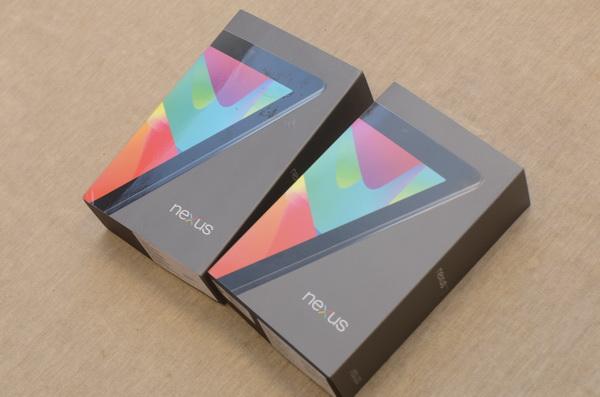 Nexus 7 3G 版本亮相, 32GB 搭配 3G 模組要價 299 美金