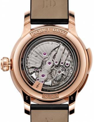 欣賞藝術也不忘孝道的超精緻報時錶