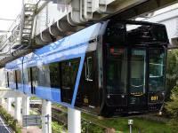 改變大家對於通勤列車外觀刻板想法,千葉單軌電車新型車體獲得2012 Good Design大獎