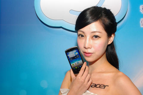 Acer 發表 CloudMobile S500 ,強調 AcerCloud 個人雲端技術