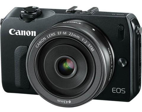 Canon EOS M 台灣公司貨還沒消息,倒是水貨快到了...