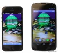 基於 LG Optimus G 的 Nexus 4 手機清晰照片偷跑