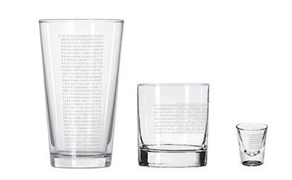 邊喝酒還可以邊算數學的特殊「杯具」