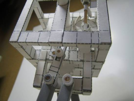 [DIY OK]動手做極致!超搞剛的可動紙機器人