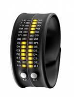 時「燈」分「燈」排排站的電子錶