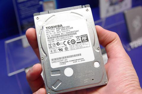 東芝宣佈跨足 2.5 吋混合硬碟,第一世代產品鎖定高效能市場