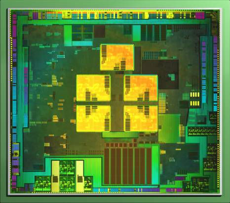 iFixit 證實, 蘋果 A6 處理器為三星 32nm 製程的雙核三 GPU 設計