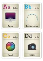 用數位生活解釋的ABC...Z