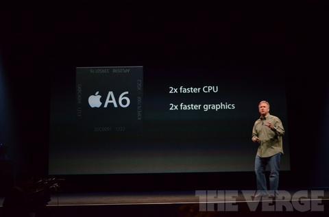 Apple A6 並非採用 ARM Cortex 標準設計,而是基於 ARMv7 的自主修改版?