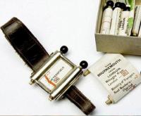 祖父級的古典導航手錶