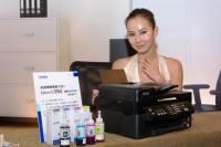 Epson 第二代連續供墨印表機來了,列印成本更低 更耐用且更快