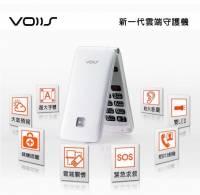 雙揚科技VOIIS V6銀髮族雲端手機,看來有不錯的設計理念