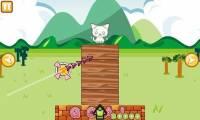 [iOS Android 遊戲] 救命喔~~~喵喵~~快來拯救積木上可愛的小貓