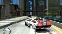 [影片]熱血影迷製作電玩《俠盜獵車手4》專屬 DeLorean複製車!
