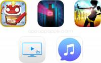 [25 4] iPhone iPad 限時免費及減價 Apps 精選推介