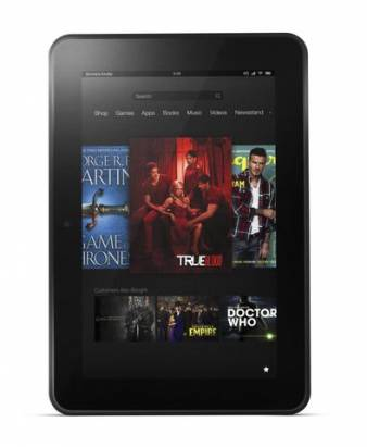 Amazone Kindle 三連發, Fire 系列持續流血下殺戰略