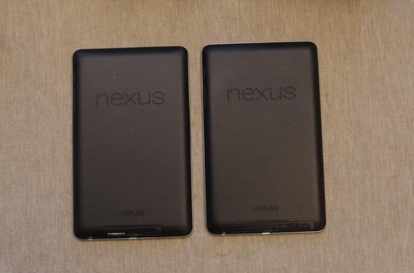 Google-Asus Nexus 7 動手玩開箱測試報告(01):在台販售與在Google Play上買的差別
