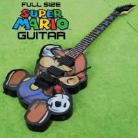 熱愛遊戲的Rocker最適合這把電吉他