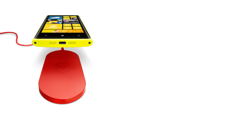 Nokia 將推出基於 Qi 標準的 Fatboy ,讓 820 與 920 享受無線充電