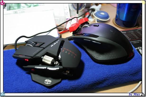 R.A.T.7變形金剛滑鼠