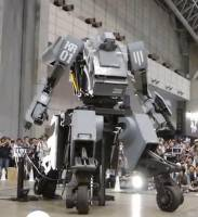 只要你夠有錢 Kuratas機器人讓你童夢成真!