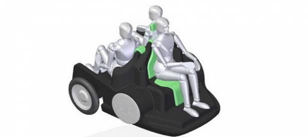 Tata AirPod空氣動力都會小車