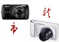 映像觀點29:Nikon與三星的Android數位相機龍虎之爭