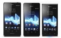 Sony發表新一代Xperia T 中階Xperia V 入門 Xperia J
