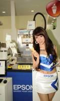 如果有機會去看自動化展,去 Epson 攤位吃機器人弄的霜淇淋吧(補上影片)