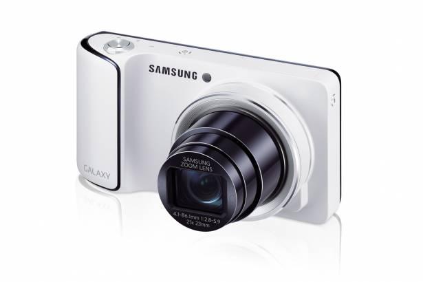 三星 Android 相機 Galaxy Camera 在 IFA 發表,不僅有 WiFi 還有 3G 、 4G