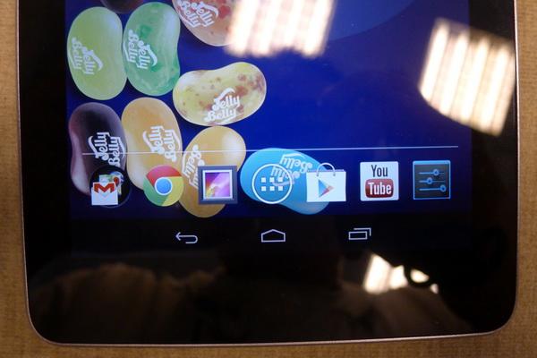Google Nexus 7台灣上市前,來個小小動手玩