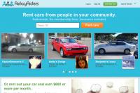 新型態都會區租車服務 - RelayRides
