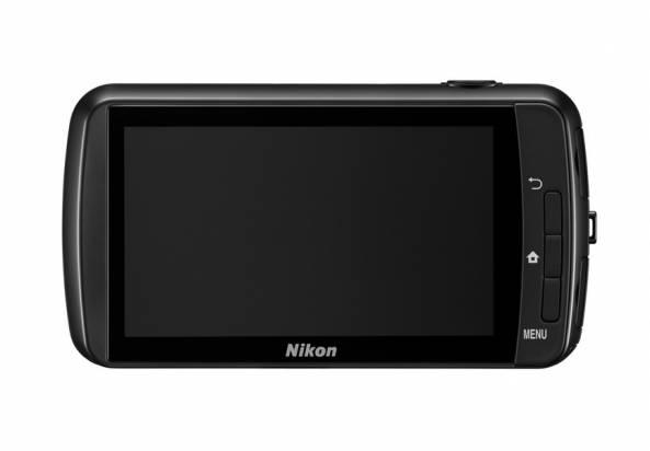 Nikon 正式發表基於 Android 作業系統數位相機 Coolpix S800c