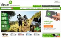 新型態都會區租車服務 - Zipcar