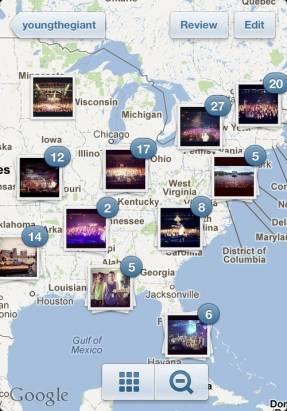 【癮 APP】Instagram 推出 3.0 版更新,新增照片地圖功能