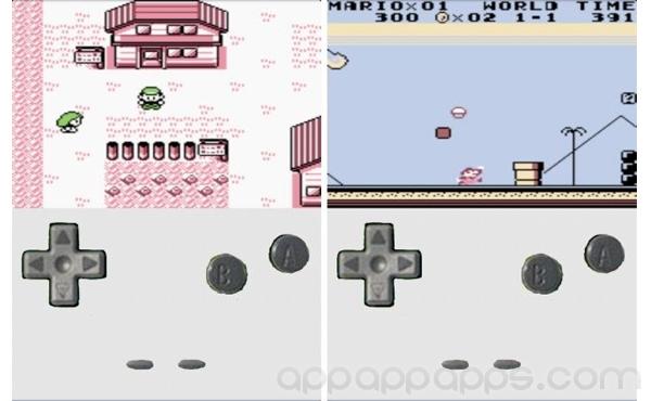 用iPhone/ iPad/ Android免費玩超過100款任天堂, Gameboy遊戲