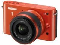 Nikon 1 J2 小改版升級推出,多了閃亮新色