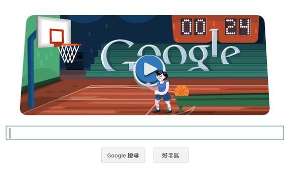 Google首頁奧運第2回:以鍵盤滑鼠之比較來探討Google首頁投籃遊戲命中率