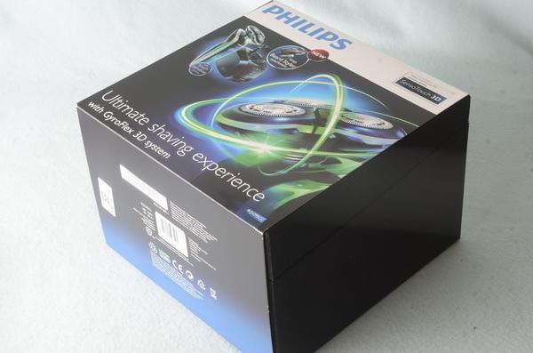 祝各位父親節快樂,飛利浦SensoTouch黑爵3D系列極型版RQ1295CC動手玩