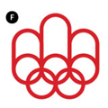 奧運LOGO猜猜看,百年奧運經典商標一次看光光