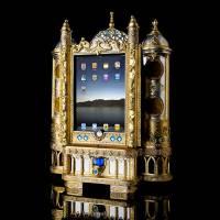 史上最天龍級的iPad底座