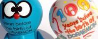 哆啦A夢前100歲生日快樂!