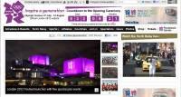 【癮奧運】知曉奧運第一手資訊的來源:倫敦奧運官網
